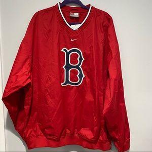 Nike Boston Red Sox Pullover Windbreaker Jacket